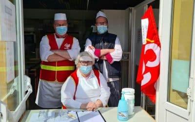 Le Havre en grève contre l'externalisation